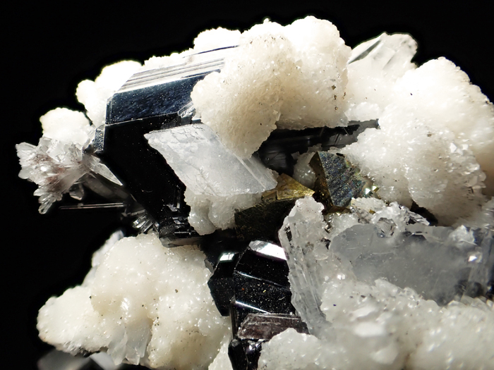 コソボ産スファレライト、シデライト&クォーツ (Sphalerite, Siderite & Quartz / Kosovo)-photo9