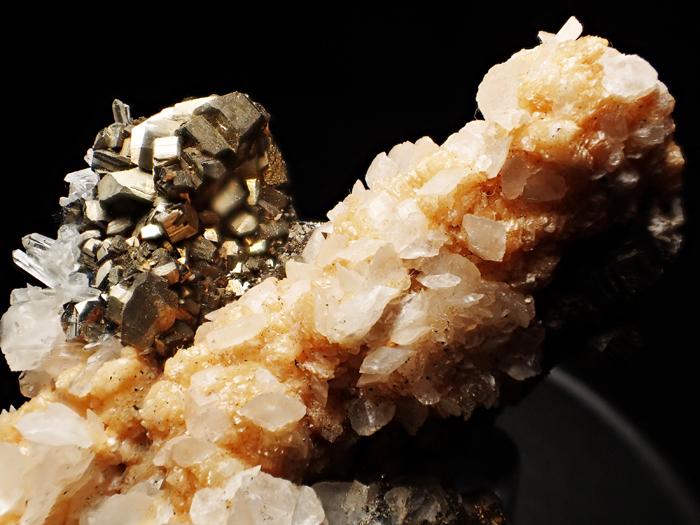 コソボ産パイライト、アーセノパイライト&シデライト (Pyrite, Arsenopyrite & Siderite / Kosovo)-photo9