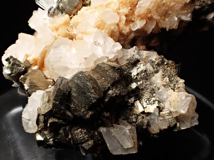 コソボ産パイライト、アーセノパイライト&シデライト (Pyrite, Arsenopyrite & Siderite / Kosovo)-photo14