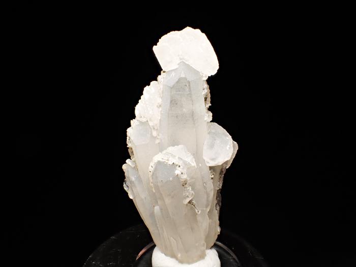 コソボ産クォーツ、カルサイト&パイライト (Quartz, Calcite & Pyrite / Kosovo)-photo1