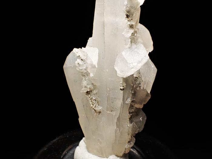 コソボ産クォーツ、カルサイト&パイライト (Quartz, Calcite & Pyrite / Kosovo)-photo14