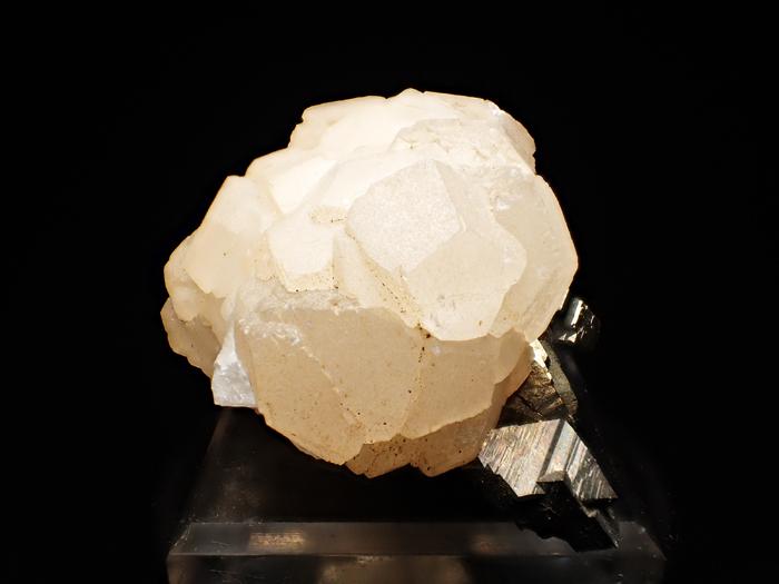 コソボ産アーセノパイライト&カルサイト (Arsenopyrite & Calcite / Kosovo)-photo6
