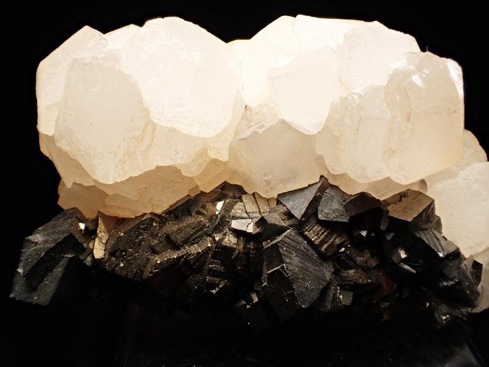 コソボ産アーセノパイライト&カルサイト (Arsenopyrite & Calcite / Kosovo)-photo8