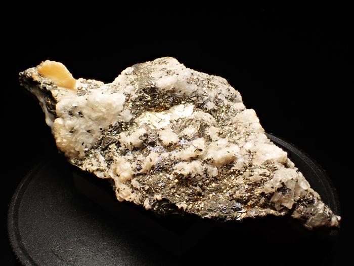 コソボ産パイライト、カルサイト&ドロマイト (Pyrite, Calcite & Dolomite / Kosovo)-photo5