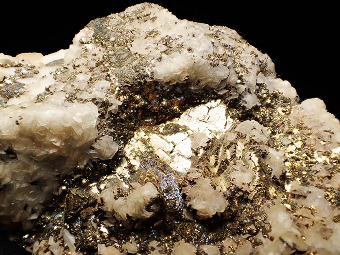 コソボ産パイライト、カルサイト&ドロマイト (Pyrite, Calcite & Dolomite / Kosovo)-photo9