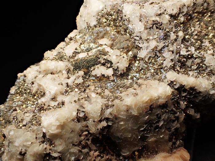 コソボ産パイライト、カルサイト&ドロマイト (Pyrite, Calcite & Dolomite / Kosovo)-photo10