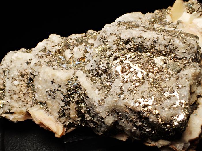 コソボ産パイライト、カルサイト&ドロマイト (Pyrite, Calcite & Dolomite / Kosovo)-photo11
