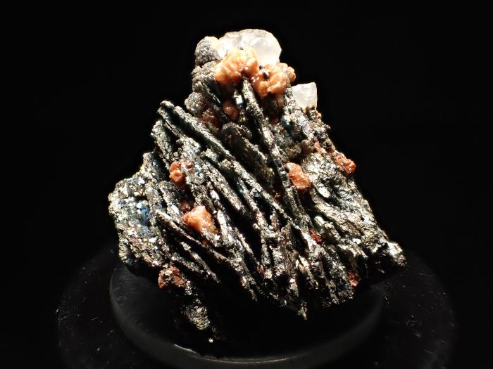 コソボ産パイライト <ピロータイト仮晶>&アーセノパイライト (Pyrite Pseudomorph after Pyrrhotite & Arsenopyrite / Kosovo)-photo6