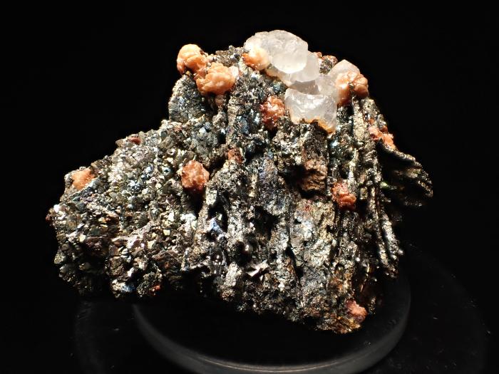 コソボ産パイライト <ピロータイト仮晶>&アーセノパイライト (Pyrite Pseudomorph after Pyrrhotite & Arsenopyrite / Kosovo)-photo7