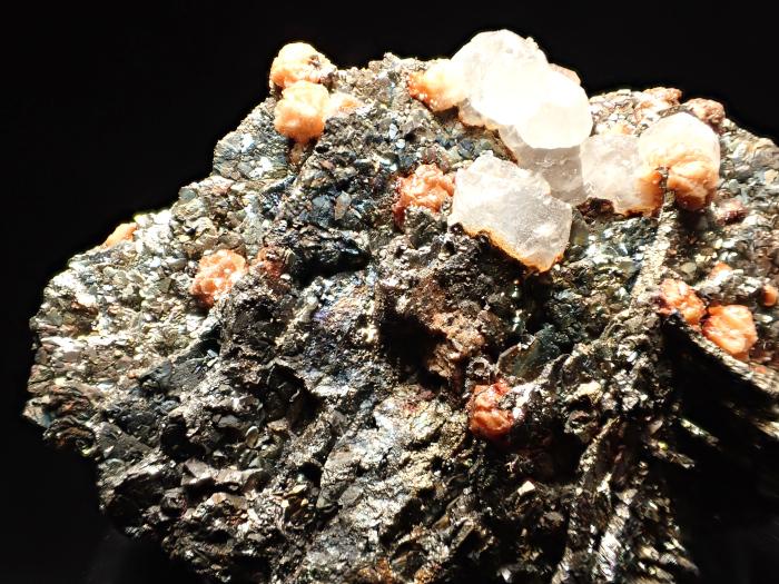 コソボ産パイライト <ピロータイト仮晶>&アーセノパイライト (Pyrite Pseudomorph after Pyrrhotite & Arsenopyrite / Kosovo)-photo8