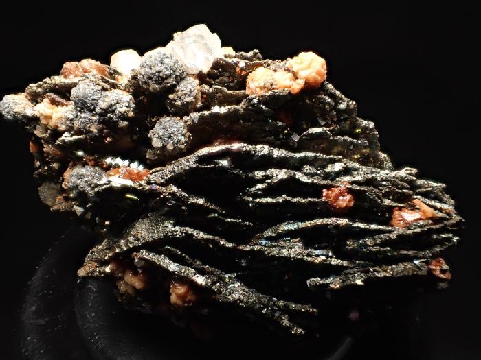 コソボ産パイライト <ピロータイト仮晶>&アーセノパイライト (Pyrite Pseudomorph after Pyrrhotite & Arsenopyrite / Kosovo)-photo13
