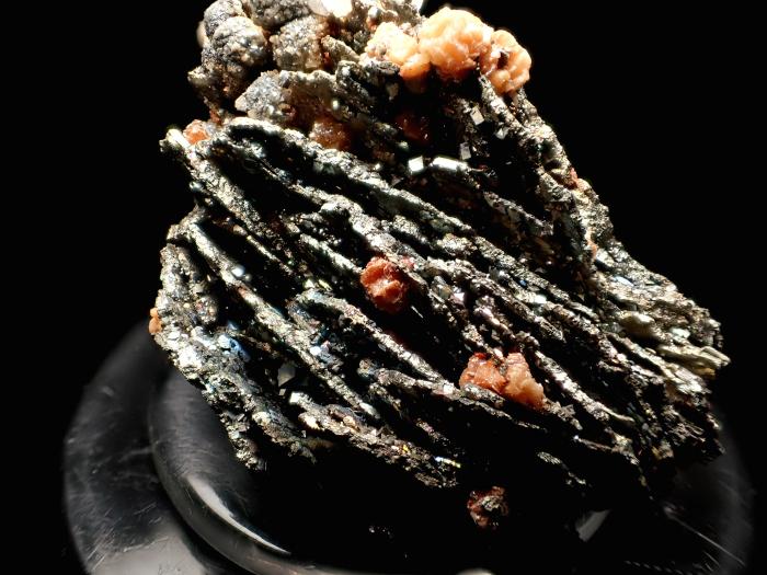コソボ産パイライト <ピロータイト仮晶>&アーセノパイライト (Pyrite Pseudomorph after Pyrrhotite & Arsenopyrite / Kosovo)-photo14