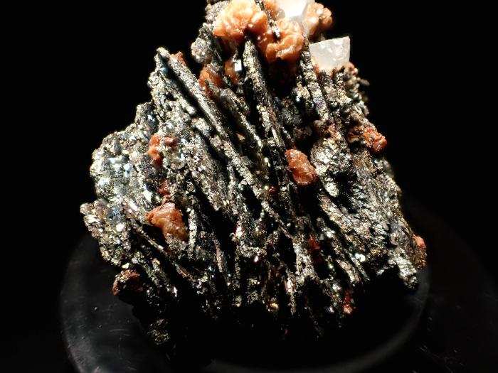 コソボ産パイライト <ピロータイト仮晶>&アーセノパイライト (Pyrite Pseudomorph after Pyrrhotite & Arsenopyrite / Kosovo)-photo15