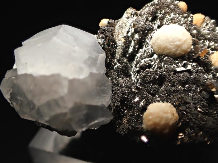 コソボ産パイライト <ピロータイト仮晶>&アーセノパイライト (Pyrite Pseudomorph after Pyrrhotite & Arsenopyrite / Kosovo)-photo11