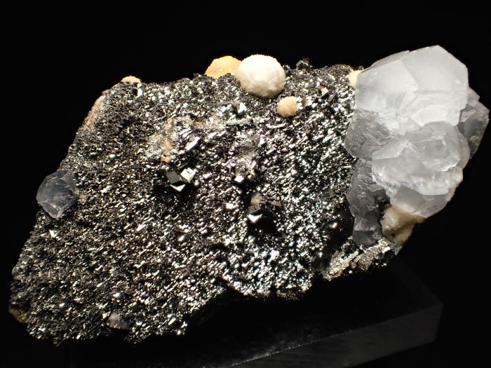 コソボ産パイライト <ピロータイト仮晶>&アーセノパイライト (Pyrite Pseudomorph after Pyrrhotite & Arsenopyrite / Kosovo)-photo18