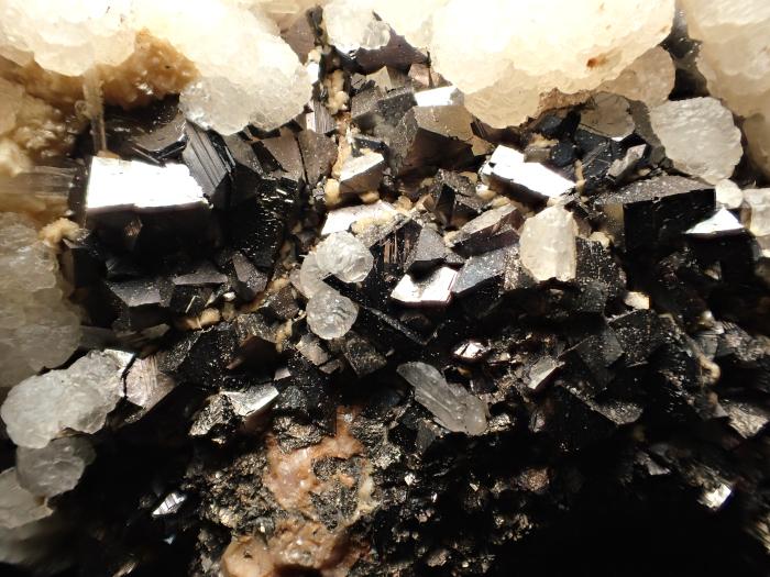 コソボ産クォーツ、カルサイト&アーセノパイライト (Quartz, Calcite & Arsenopyrite / Kosovo)-photo16