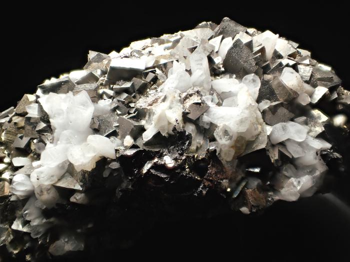 コソボ産アーセノパイライト、キャルコパイライト&クォーツ (Arsenopyrite, Chalcopyrite & Quartz / Kosovo)-photo9