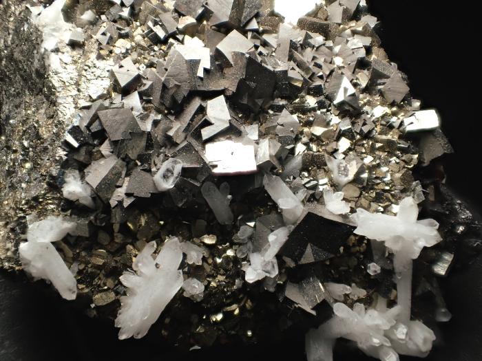 コソボ産アーセノパイライト、キャルコパイライト&クォーツ (Arsenopyrite, Chalcopyrite & Quartz / Kosovo)-photo10