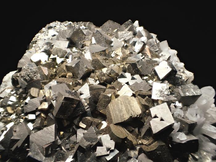 コソボ産アーセノパイライト、キャルコパイライト&クォーツ (Arsenopyrite, Chalcopyrite & Quartz / Kosovo)-photo11