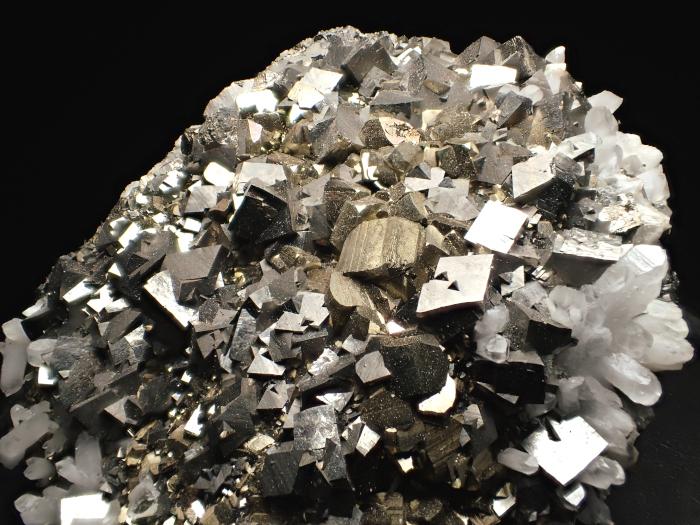 コソボ産アーセノパイライト、キャルコパイライト&クォーツ (Arsenopyrite, Chalcopyrite & Quartz / Kosovo)-photo12