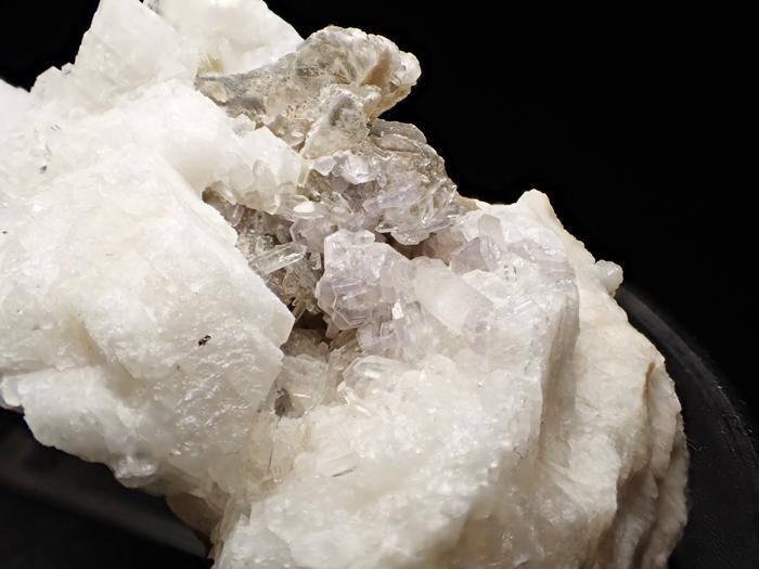 メイン産フローアパタイト、クォーツ&モスコバイト (Fluorapatite, Quartz & Muscovite / Maine)-photo11