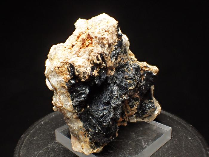メイン産モスコバイト <ショール仮晶> (Muscovite Pseudomorph after Schorl / Maine)-photo7