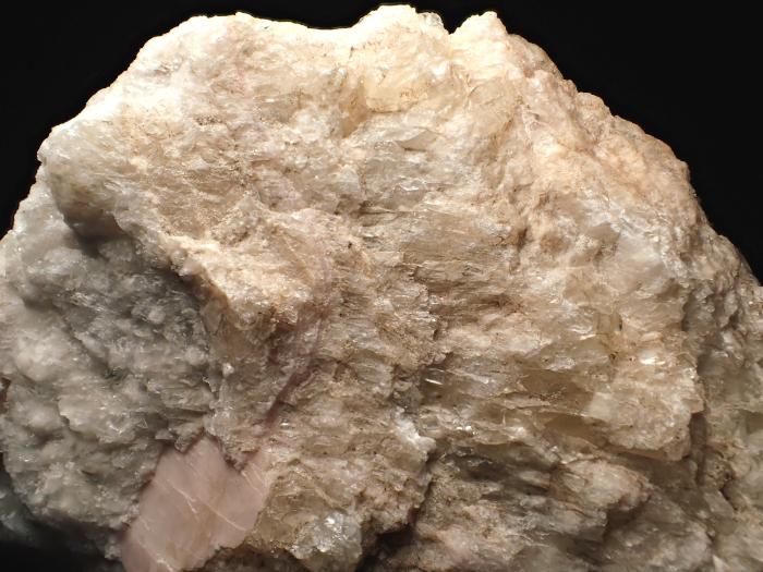 メイン産ポルサイト (Pollucite / Maine)-photo14