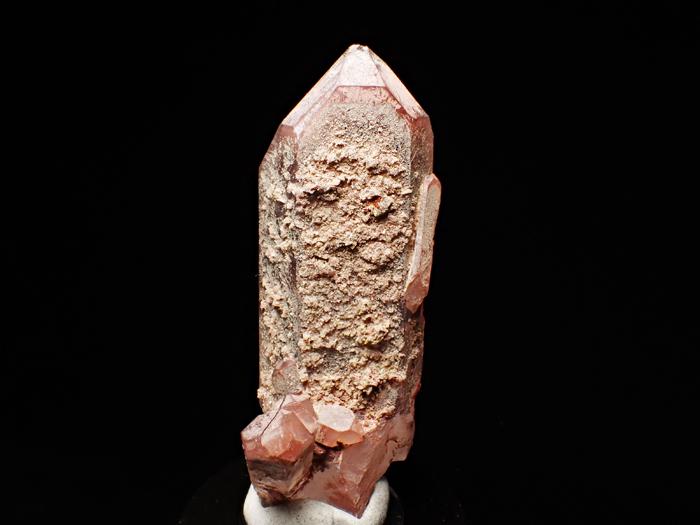 メッシナ産クォーツ、エピドート&ネイティブコッパー (Quartz, Epidote & Native Copper/ Messina)-photo3