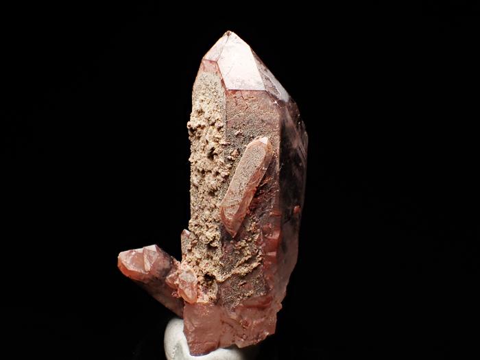 メッシナ産クォーツ、エピドート&ネイティブコッパー (Quartz, Epidote & Native Copper/ Messina)-photo4