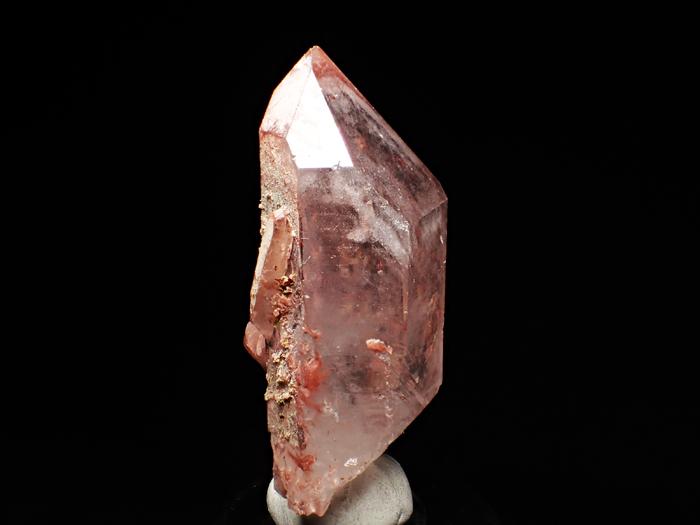 メッシナ産クォーツ、エピドート&ネイティブコッパー (Quartz, Epidote & Native Copper/ Messina)-photo5