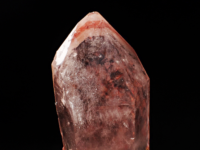 メッシナ産クォーツ、エピドート&ネイティブコッパー (Quartz, Epidote & Native Copper/ Messina)-photo6