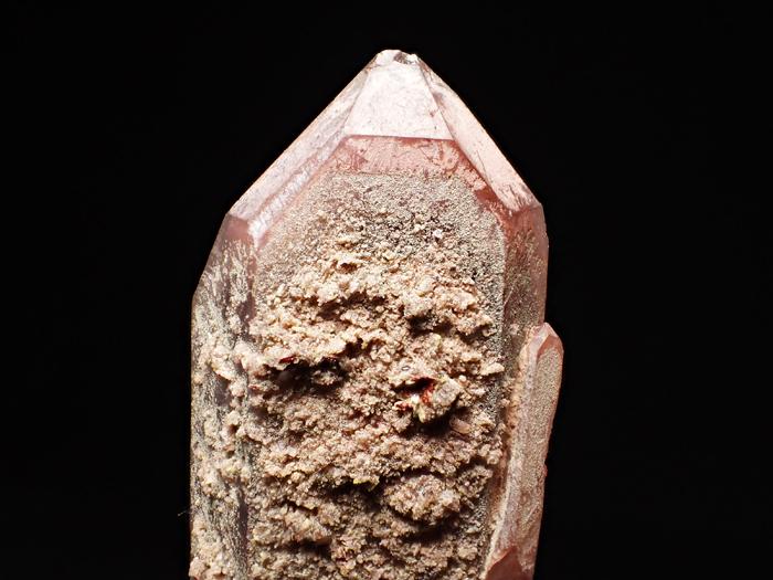 メッシナ産クォーツ、エピドート&ネイティブコッパー (Quartz, Epidote & Native Copper/ Messina)-photo9