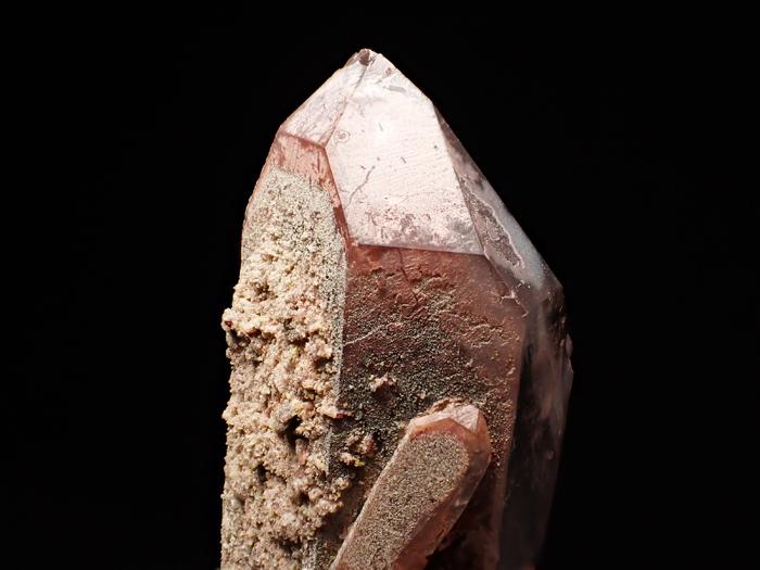 メッシナ産クォーツ、エピドート&ネイティブコッパー (Quartz, Epidote & Native Copper/ Messina)-photo10