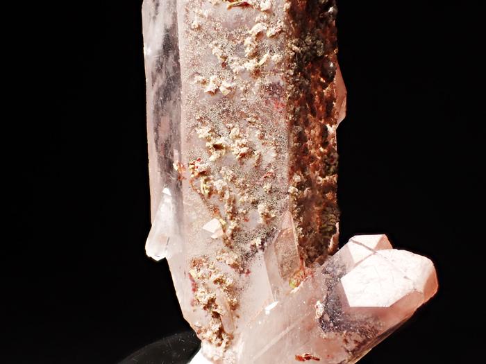 メッシナ産クォーツ、エピドート&ネイティブコッパー (Quartz, Epidote & Native Copper/ Messina)-photo14