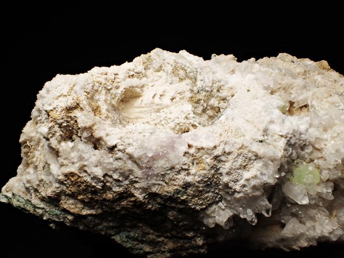 ニュージャージー産クォーツ、プレナイト&カルサイト (Quartz, Prehnite & Calcite / New Jersey)-photo9