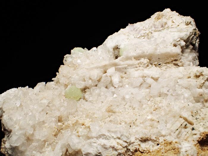 ニュージャージー産クォーツ、プレナイト&カルサイト (Quartz, Prehnite & Calcite / New Jersey)-photo12
