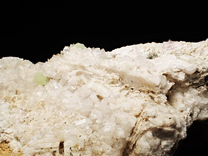 ニュージャージー産クォーツ、プレナイト&カルサイト (Quartz, Prehnite & Calcite / New Jersey)-photo13
