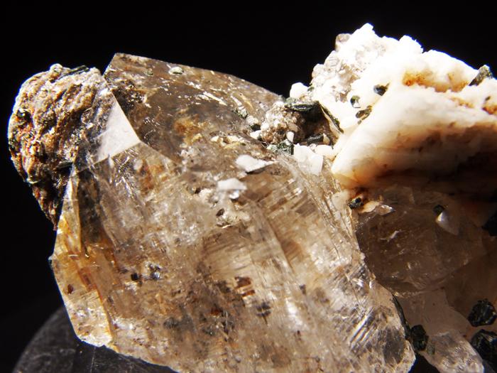 ネパール産クォーツ&バイオタイト (Quartz & Biotite / Nepal)-photo11
