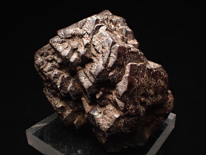 メキシコ産ゲーサイト <パイライト仮晶> (Goethite Pseudomorph after Pyrite / Mexico)-photo6