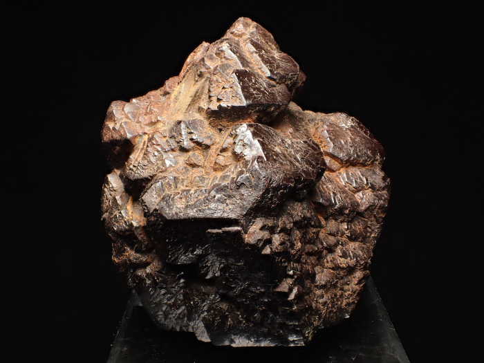 メキシコ産ゲーサイト <パイライト仮晶> (Goethite Pseudomorph after Pyrite / Mexico)-photo8