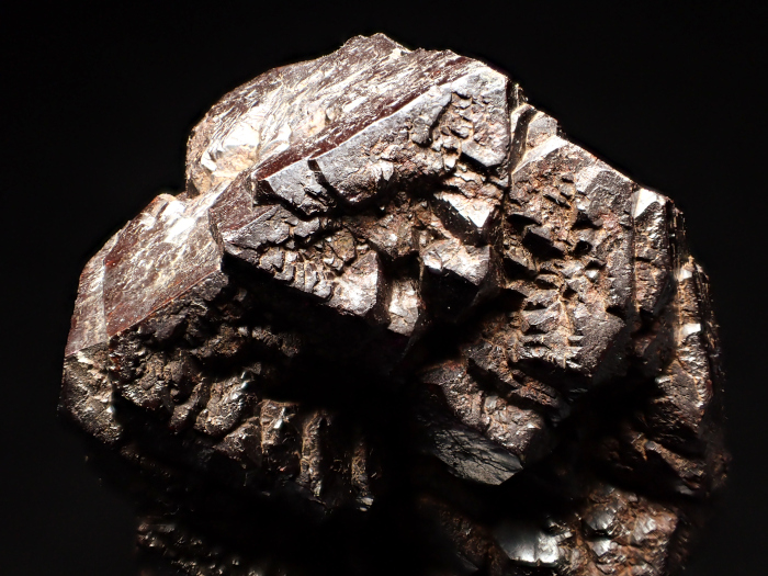 メキシコ産ゲーサイト <パイライト仮晶> (Goethite Pseudomorph after Pyrite / Mexico)-photo13