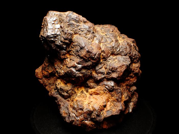 メキシコ産ゲーサイト <パイライト仮晶> (Goethite Pseudomorph after Pyrite / Mexico)-photo4