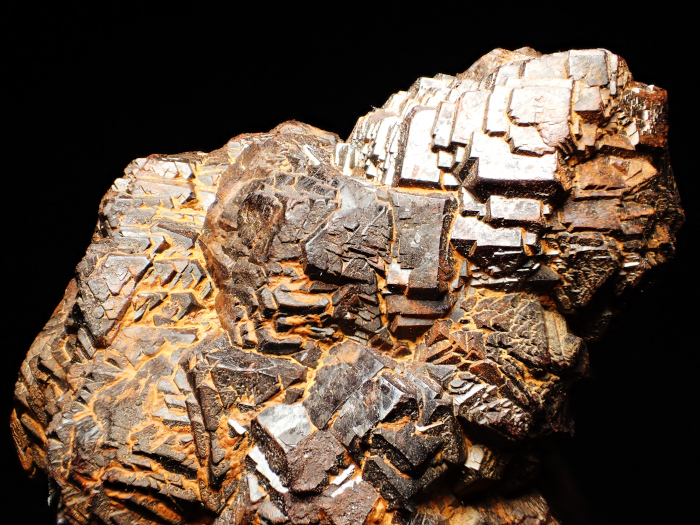 メキシコ産ゲーサイト <パイライト仮晶> (Goethite Pseudomorph after Pyrite / Mexico)-photo9