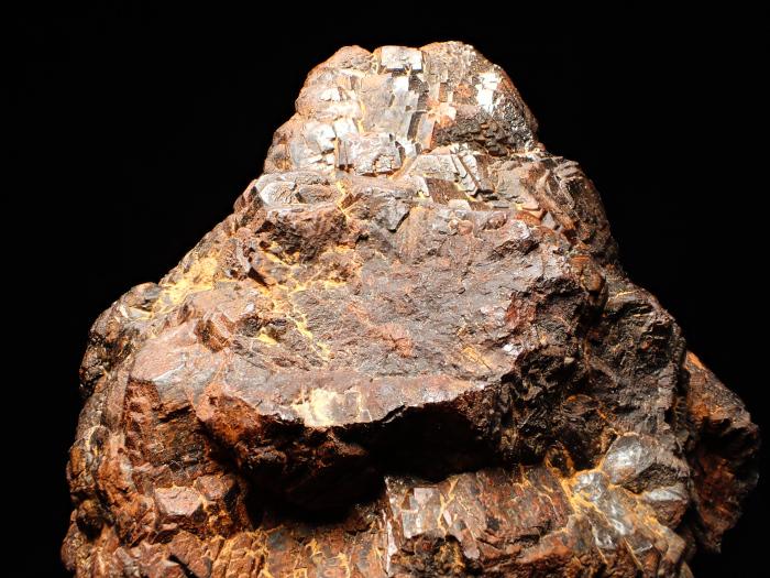 メキシコ産ゲーサイト <パイライト仮晶> (Goethite Pseudomorph after Pyrite / Mexico)-photo11