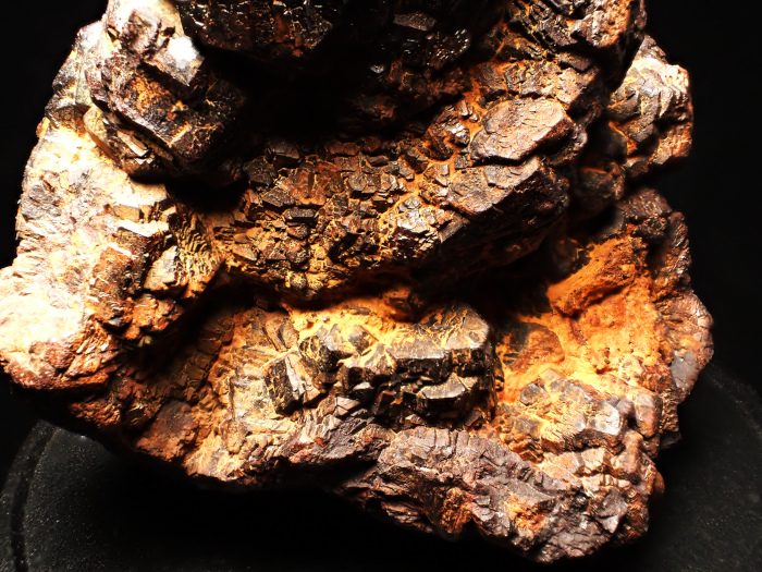 メキシコ産ゲーサイト <パイライト仮晶> (Goethite Pseudomorph after Pyrite / Mexico)-photo14