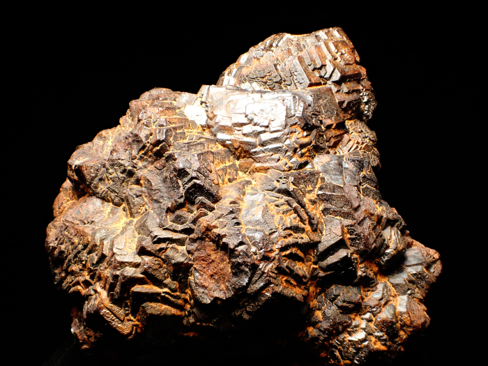メキシコ産ゲーサイト <パイライト仮晶> (Goethite Pseudomorph after Pyrite / Mexico)-photo17