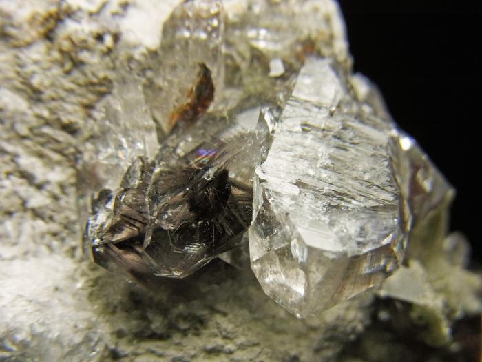 パキスタン産ブロッカイト、ルチル、クォーツ&クローライト (Brookite, Rutile, Quartz & Chlorite)-photo10