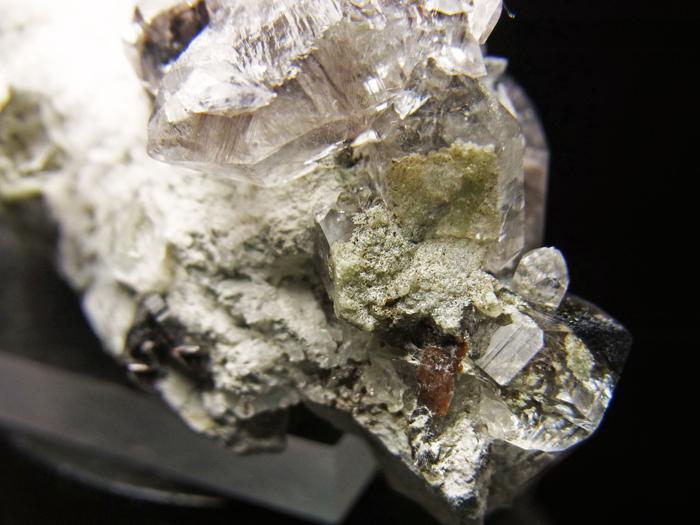 パキスタン産ブロッカイト、ルチル、クォーツ&クローライト (Brookite, Rutile, Quartz & Chlorite)-photo15