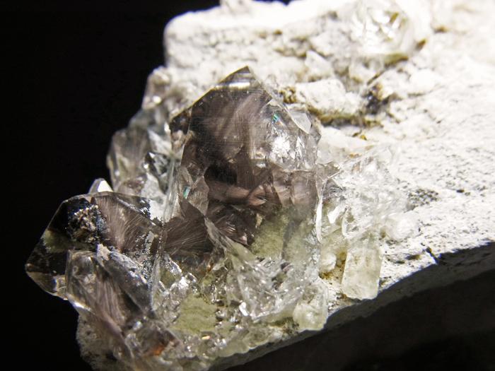 パキスタン産ブロッカイト、ルチル、クォーツ&クローライト (Brookite, Rutile, Quartz & Chlorite)-photo18
