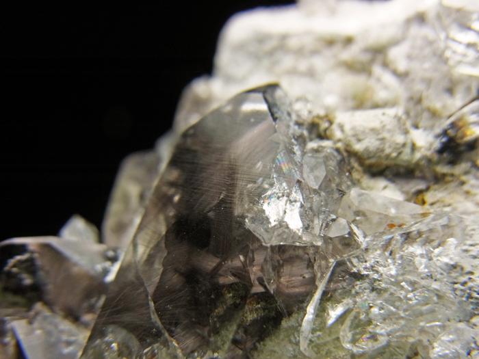 パキスタン産ブロッカイト、ルチル、クォーツ&クローライト (Brookite, Rutile, Quartz & Chlorite)-photo19